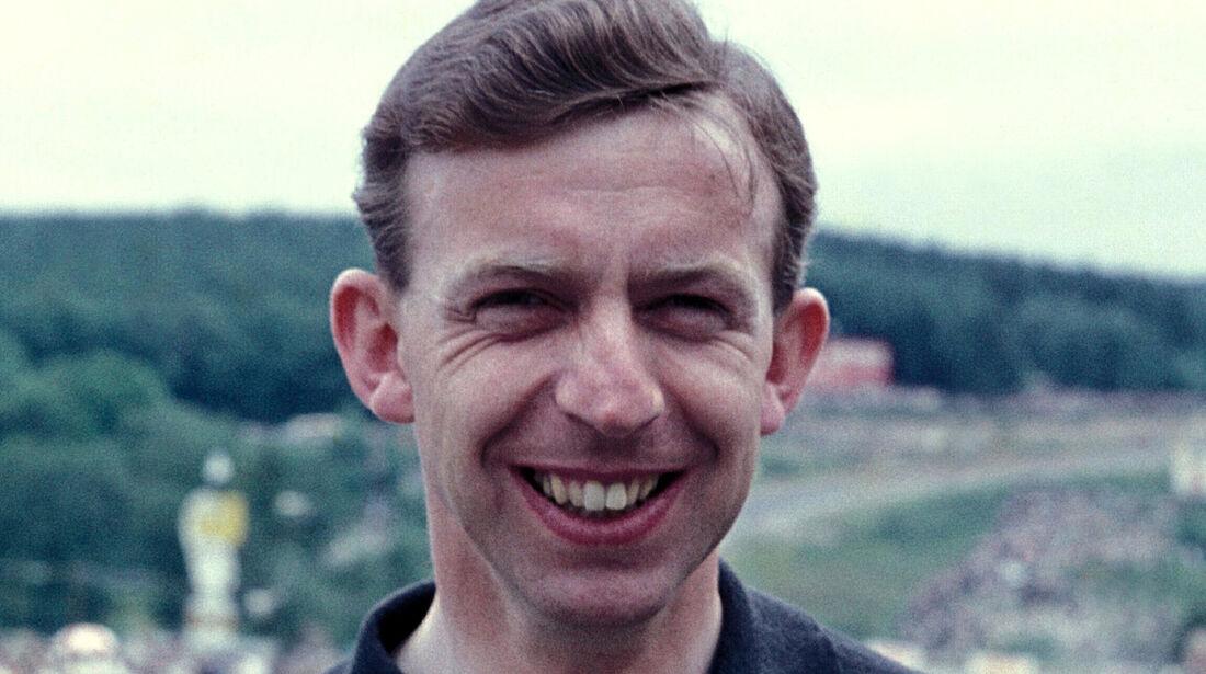 Tony Brooks - GP Belgien 1967