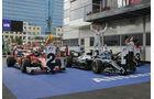 Top 3 - GP Aserbaidschan 2016