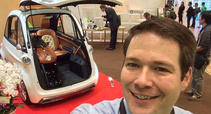 Tops Jochen Knecht Tokio Motor Show 2015