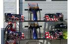 Toro Rooso - Formel 1 - GP Ungarn - 23. Juli 2014