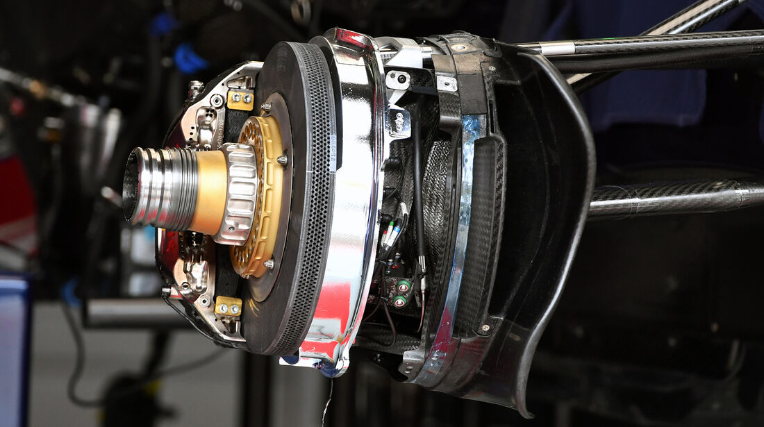 Toro Rosso - F1 Technik - GP Malaysia 2016