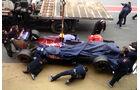 Toro Rosso F1-Test 2011