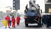 Toro Rosso - F1 Test Barcelona (1) - 13. Mai 2014