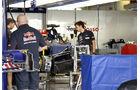 Toro Rosso - Formel 1 - GP Abu Dhabi - 31. Oktober 2013