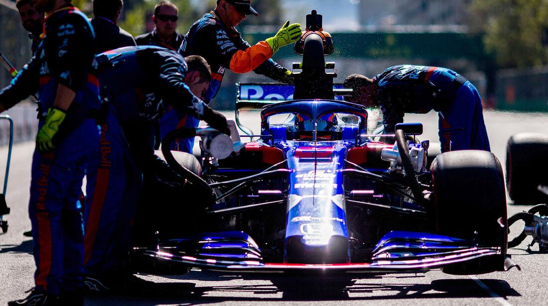 Toro Rosso - Formel 1 - GP Aserbaidschan 2019