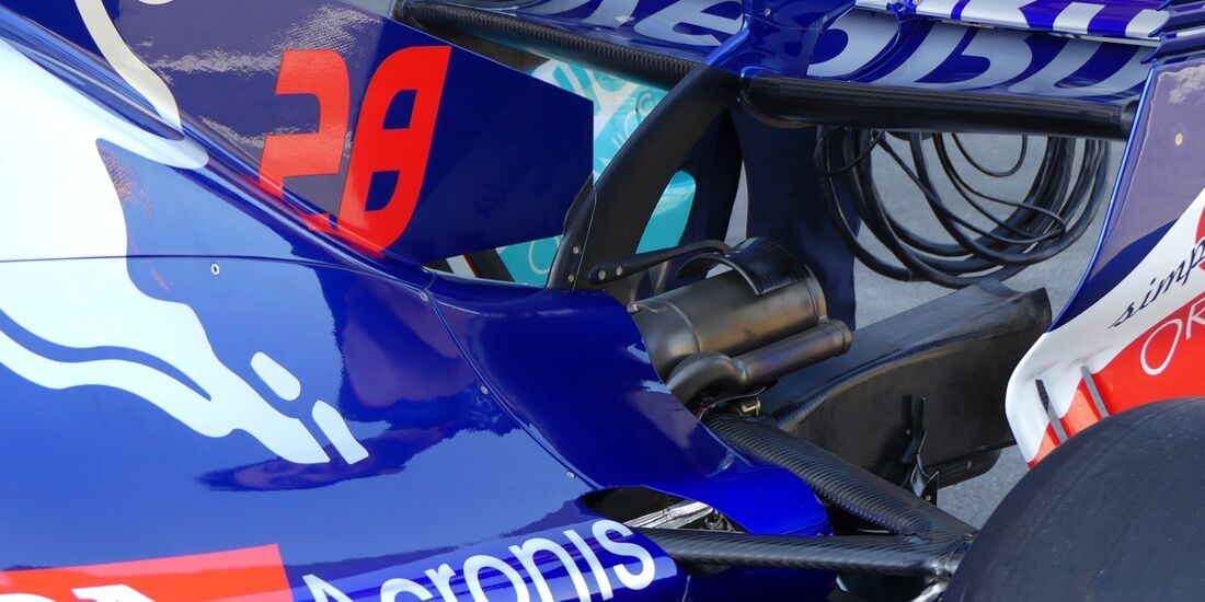 Toro Rosso - Formel 1 - GP Aserbaidschan - 26. April 2026