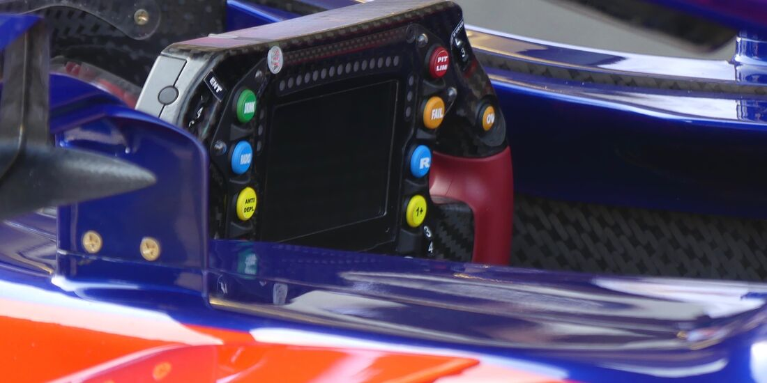 Toro Rosso - Formel 1 - GP Aserbaidschan - 26. April 2028
