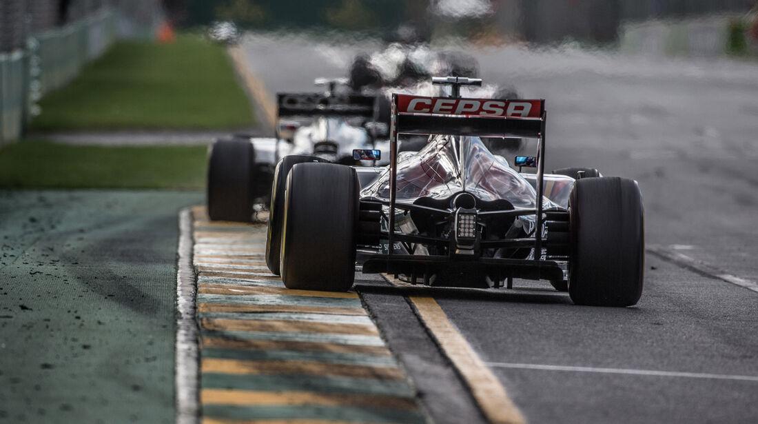 Toro Rosso - Formel 1 - GP Australien 2014 - Danis Bilderkiste