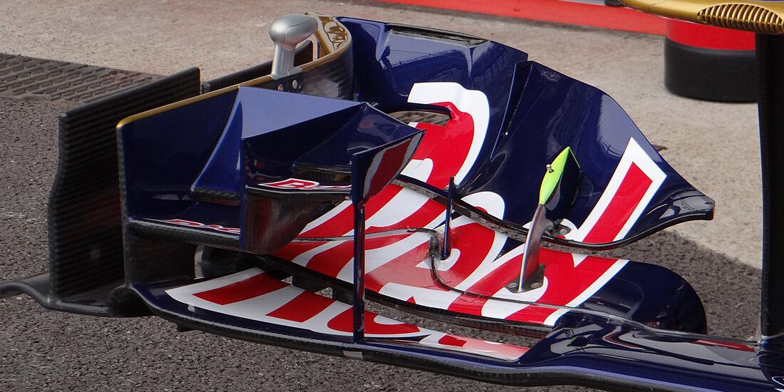 Toro Rosso - Formel 1 - GP Belgien - Spa-Francorchamps - 22. August 2013