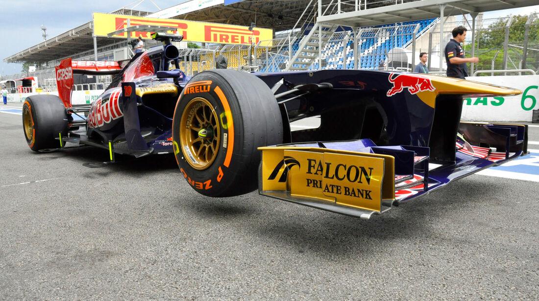 Toro Rosso - Formel 1 - GP Brasilien - 21. November 2013