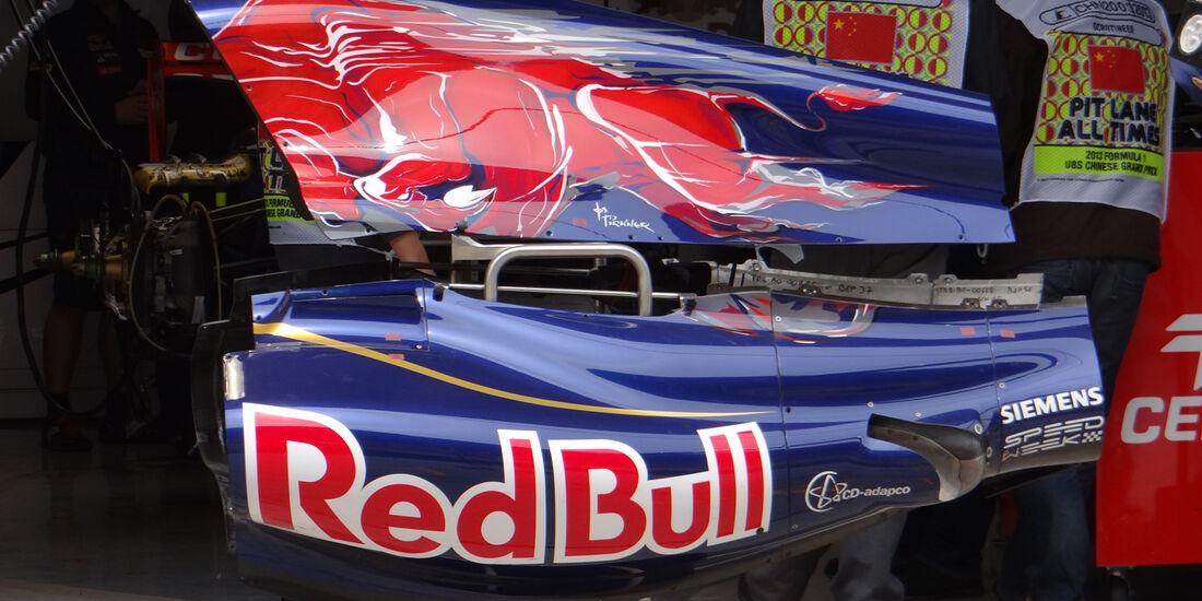 Toro Rosso - Formel 1 - GP China - 11. April 2013