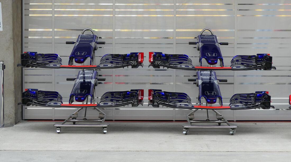 Toro Rosso - Formel 1 - GP China - Shanghai - 12. April 2018
