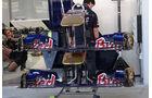 Toro Rosso - Formel 1 - GP Korea - 2. Oktober 2013