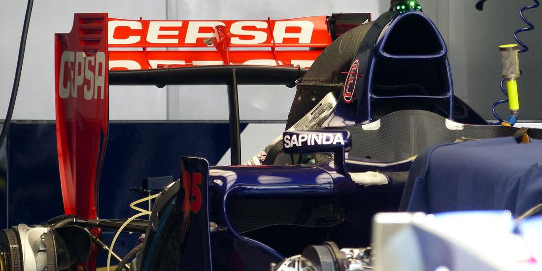 Toro Rosso - Formel 1 - GP Malaysia - Sepang - 27. März 2014