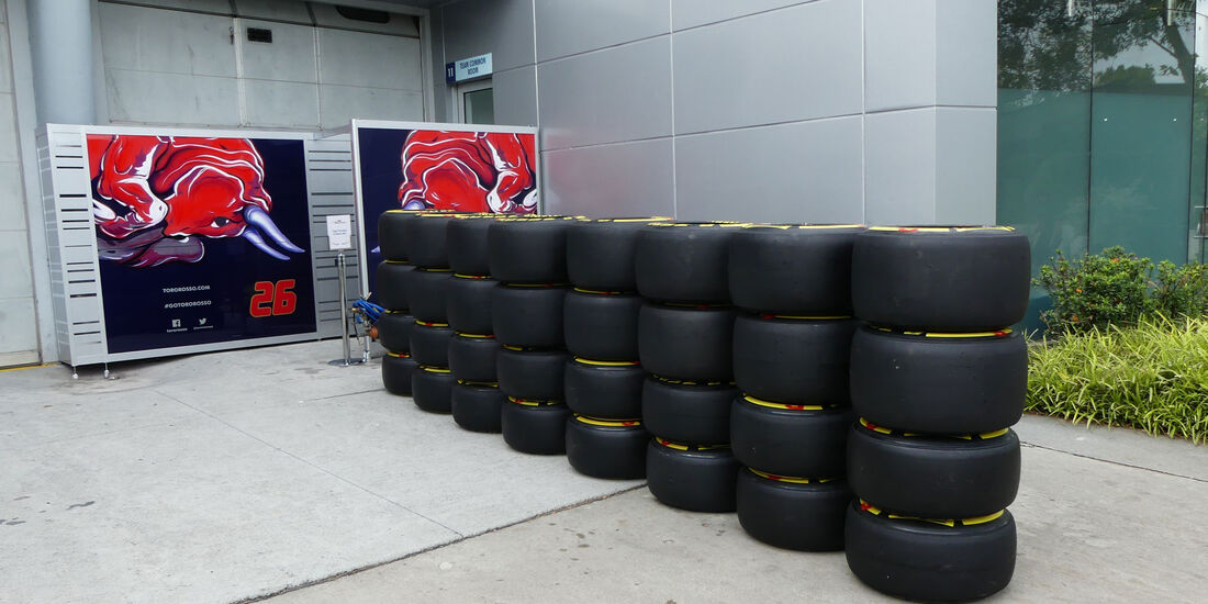 Toro Rosso - Formel 1 - GP Malaysia - Sepang - Donnerstag - 29.9.2016