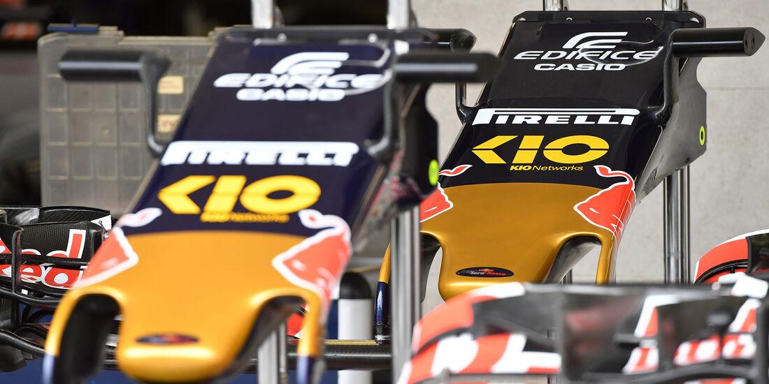 Toro Rosso - Formel 1 - GP Mexiko - 27. Oktober 2016