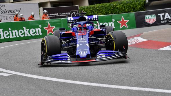Toro Rosso - Formel 1 - GP Monaco 2019