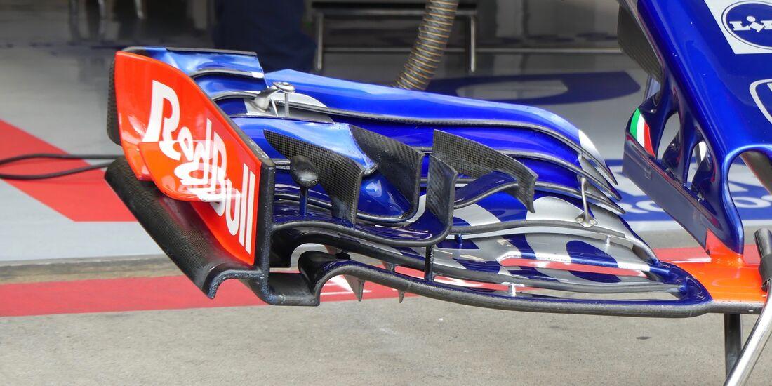 Toro Rosso - Formel 1 - GP Österreich - 29. Juni 2018