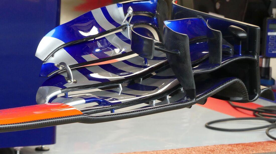 Toro Rosso - Formel 1 - GP Spanien - 11. Mai 2017