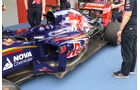Toro Rosso - Formel 1 - GP Spanien 2015 - Donnerstag - 7.5.2015