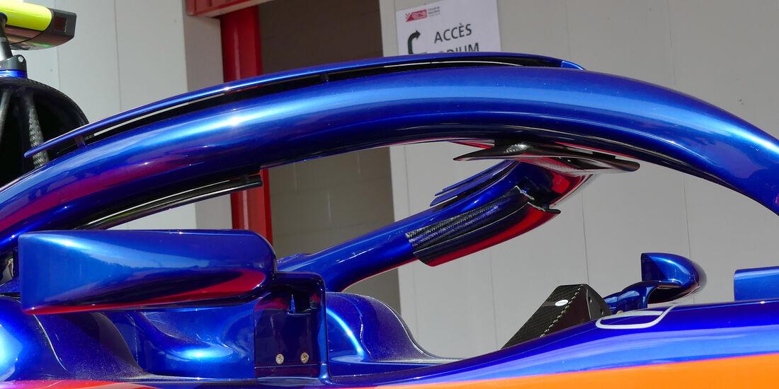Toro Rosso - Formel 1 - GP Spanien - Barcelona - 11. Mai 2018