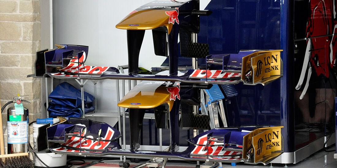 Toro Rosso - Formel 1 - GP USA - 14. November 2013
