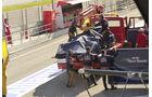 Toro Rosso - Formel 1-Test - Barcelona - 1. März 2015