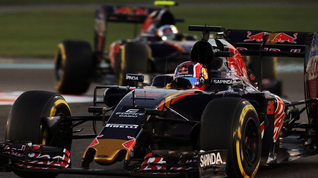 Toro Rosso - GP Abu Dhabi 2016