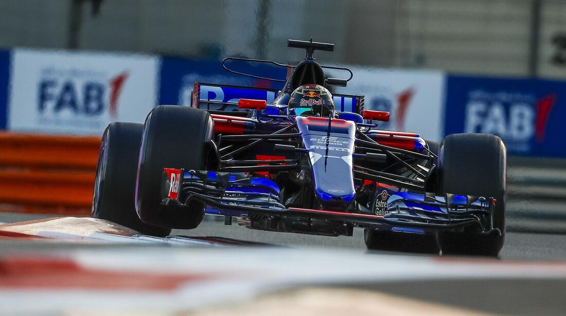 Toro Rosso - GP Abu Dhabi 2017