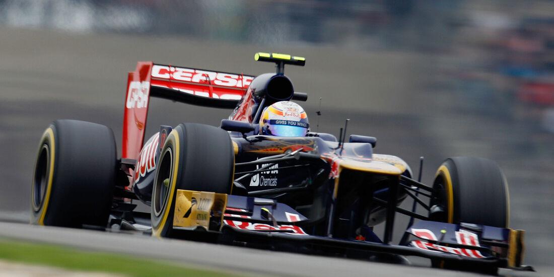 Toro Rosso GP China 2012