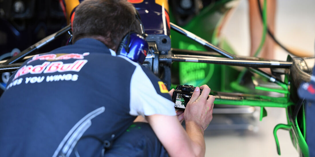 Toro Rosso - GP Deutschland - Formel 1 - 29. Juli 2016
