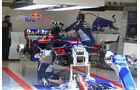 Toro Rosso - GP Österreich - Spielberg - Formel 1 - Freitag - 7.7.2017
