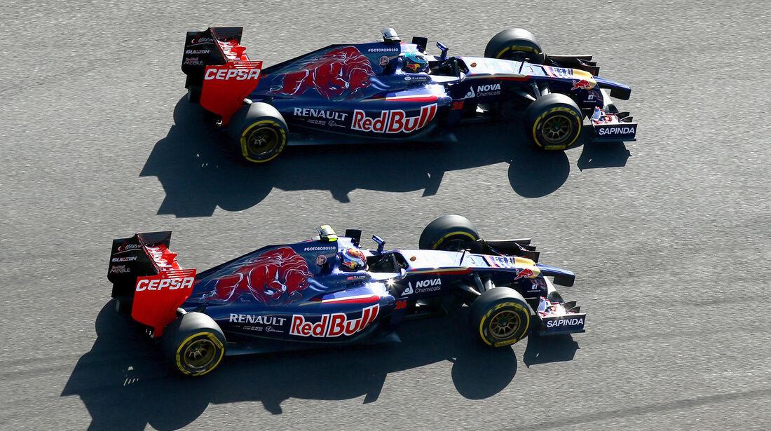 Toro Rosso - GP Russland 2014