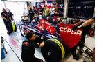 Toro Rosso GP Ungarn 2012