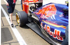 Toro Rosso - GP Ungarn - Budapest - Donnerstag - 23.7.2015