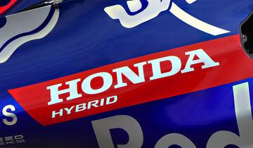 Toro Rosso - Honda - Logo - GP Kanada 2018