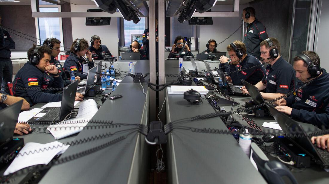 Toro Rosso Ingenieure