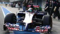 Toro Rosso - Jerez-Test 2014