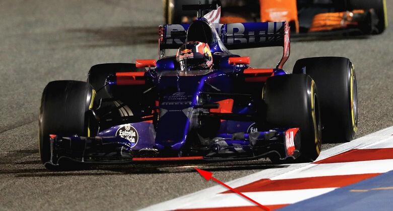 Formel 1-Technik Rätsel