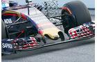 Toro Rosso - Nasen-Kamera - Barcelona Test 2015