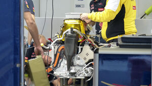 Toro Rosso - Renault V6 - Formel 1 - GP Russland - Sochi - Mittwoch - 7.10.2015