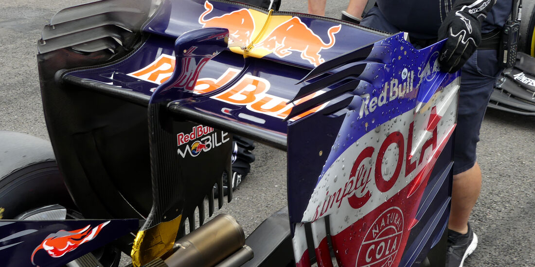 Toro Rosso - Technik - GP England / GP Österreich - Formel 1 - 2016