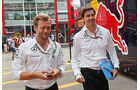 Toto Wolff - Mercedes - Formel 1 - GP Italien - 5. September 2014