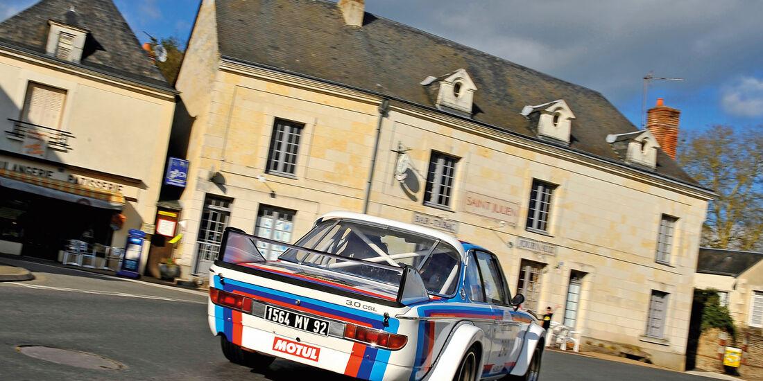 Tour Auto, BMW 3.0 CSL