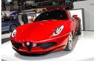 Touring Superleggera, Alfa Romeo Disco Volante, Autosalon Genf 2012, Messe