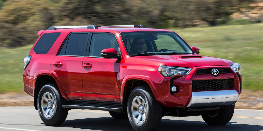 Toyota 4Runner USA 2016