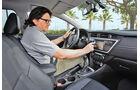 Toyota Auris Touring Sports, Cockpit, Heinrich Lingner