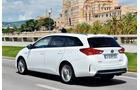 Toyota Auris Touring Sports, Heckansicht