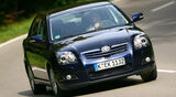 Toyota Avensis 1.8 VVT, Frontansicht