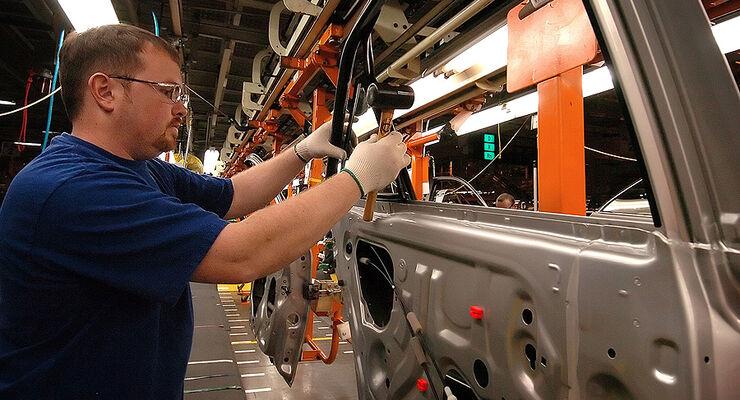 Toyota Camry Produktion USA